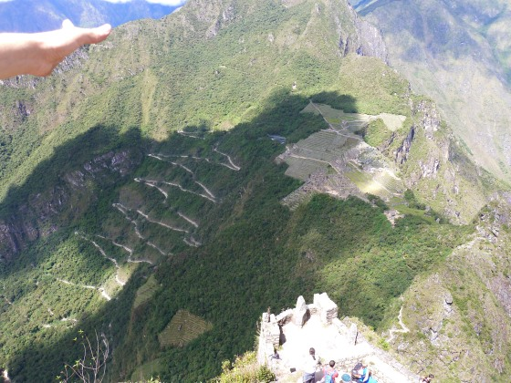 Machu Picchu, Wayna Picchu